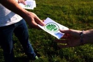 Communiquer sur du papier recyclé - eco-manifestations Alsace