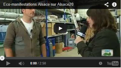 VIDEO Alsace20 Fév 2012