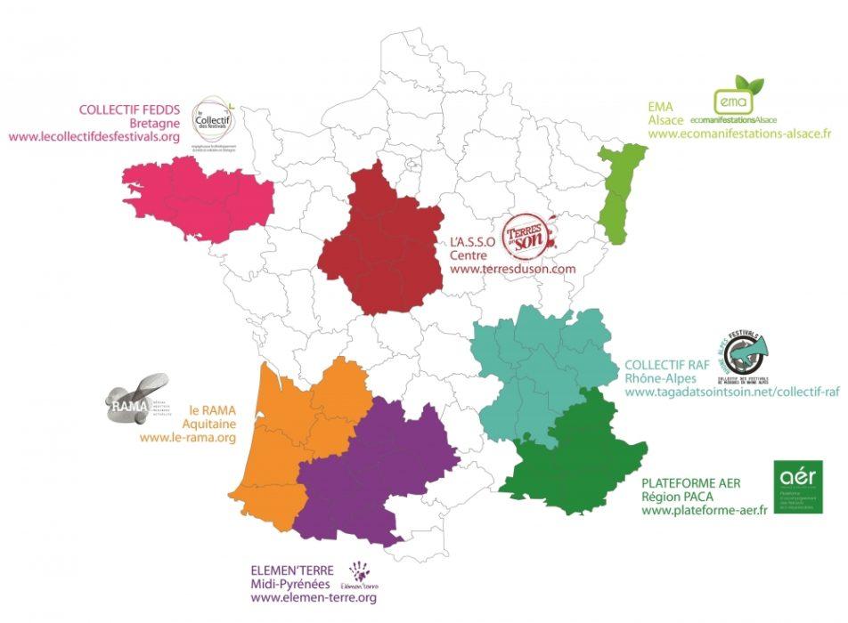 carte plateformes regionales