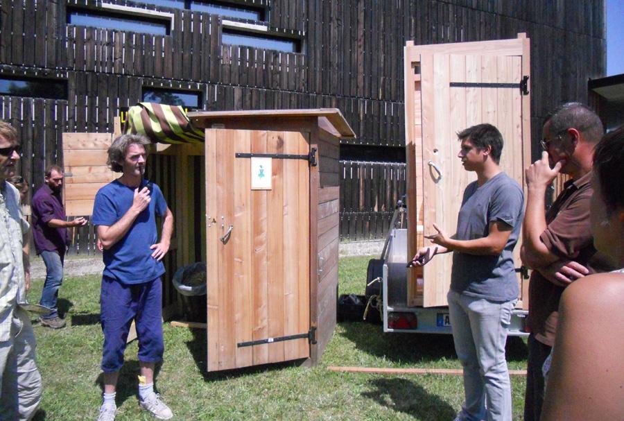 Journée d'échange « Toilettes sèches » - Eco Manifestations Alsace