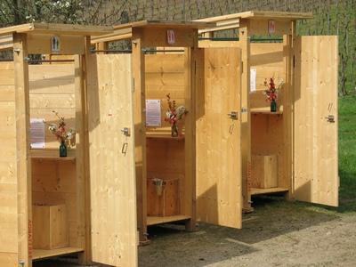 location de cabines de toilettes s ches eco. Black Bedroom Furniture Sets. Home Design Ideas