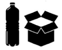 bouteille-en-plastique-et-carton petit