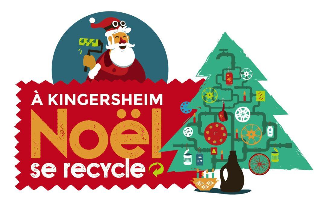 Noel se recycle